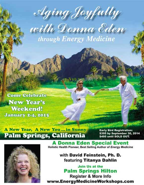 Donna Eden Energy Medicine Workshop